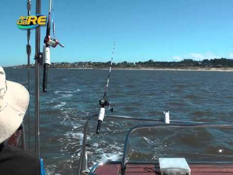Pesca deportiva Burel con artificiales AL AIRE LIBRE 09 11 14 BLOQUE 02