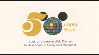 Video Walt Disney Productions 50 Happy Years Song download MP3, 3GP, MP4, WEBM, AVI, FLV November 2018
