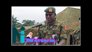 Nigerian Army reacts to allegations against chief of army staff on land in Delta state