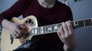 Би-2 - Мой Рок-н-ролл | Видео-урок/разбор на гитаре | Как играть