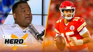 Jason Whitlock stops by to talk Chiefs, Andrew Luck and other NFL news | NFL | THE HERD