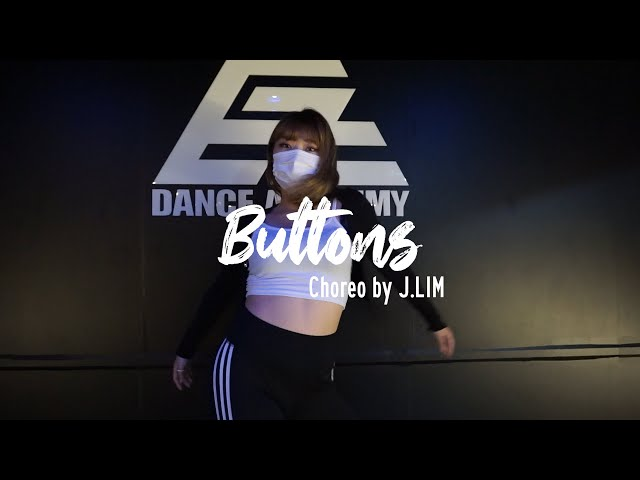 EZDANCE I 잠실점 I 이지댄스 I Pussycat Dolls - Buttons I GIRLISH BASIC I Choreo by J.LIM