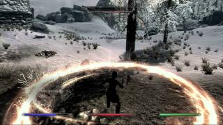 Skyrim Guide: How to get conjuration to 100 really fast and easy