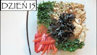 DZIEŃ 15: Zupa Pho  || Raw Vegan