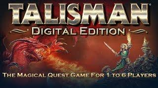 Talisman Digital Edition Realm Of Souls (PC) Gameplay 2019