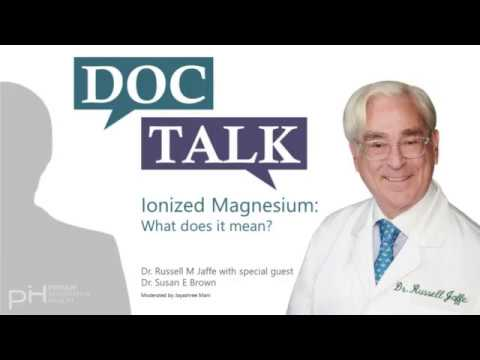 Doc Talk: Talking About Ionized Magnesium