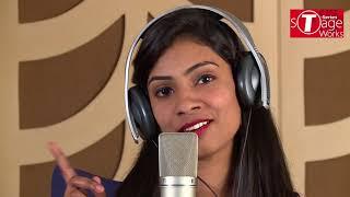 mainu ishq da lagya rog cover song by deepali sharma t series stageworks