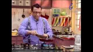 Rongon Neogi's Cookery Show - Savoury Banana -bacon Wrap