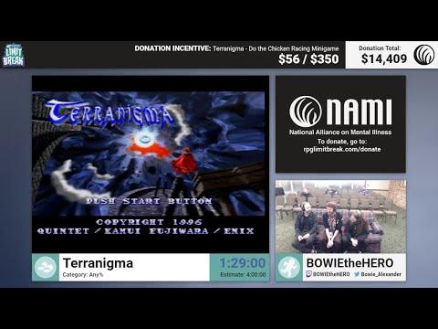 Terranigma by BOWIEtheHERO (RPG Limit Break 2017 Part 9)