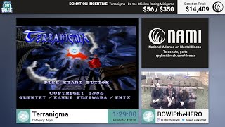 Terranigma by BOWIEtheHERO (RPG Limit Break 2017 Part 9)