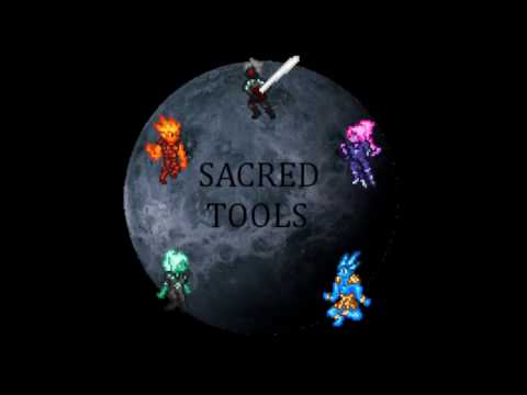 SacredTools Mod - High On Selenium (Lunarians) - Theme Extended