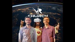 Go Bros // VR Church // Oculus Go & Gear VR