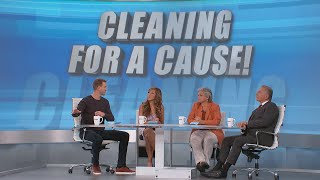 Cleaning Service Provides Free Home Cleaning for Cancer Patients