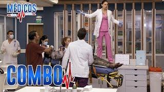 Médicos, línea de vida - C-83: Emergencia por explosión en un ducto de gasolina | Las Estrellas