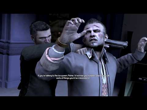 Tom Clancy's Splinter Cell: Conviction Mission #2 - Kobin's Mansion Walkthrough  