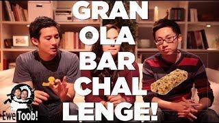 Granola Bar Challenge W Granola Queen Lana Mckissack!