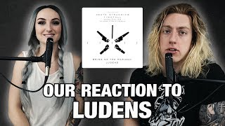 Wyatt And Lindsay React: Ludens By Bring Me The Horizon