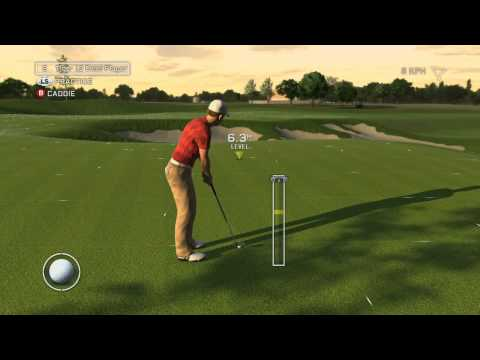 Tiger Woods PGA Tour 12 Masters: Quick Play Gameplay
