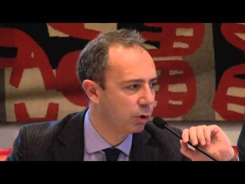Pier Filippo Di Peio, 1st National LNG Confernce, Rome 11th April 2013