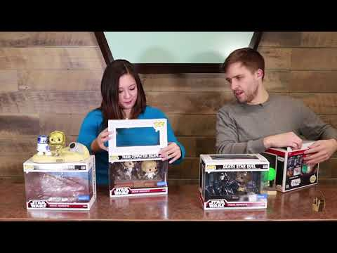 Star Wars Movie Moments Unboxing!