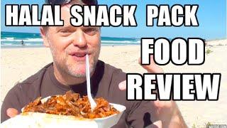HALAL SNACK PACK FOOD REVIEW - Greg's Kitchen