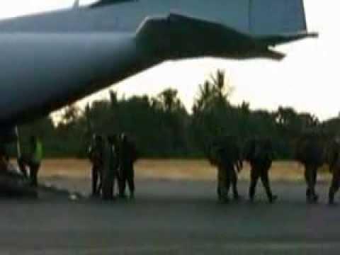 Australian Army East Timor 2006