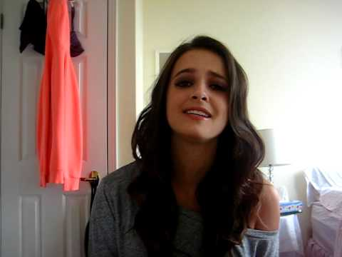 Someone Like You - Singing - Adele - Cover by Laura Mary