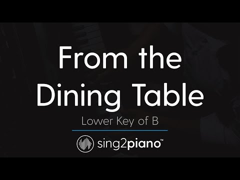 Sing2Piano - From the Dining Table mp3 indir