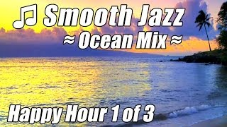 Smooth Jazz #1 Saxophone Happy Instrumental Music Mix Piano Love Songs Happy Hour Dinner HD
