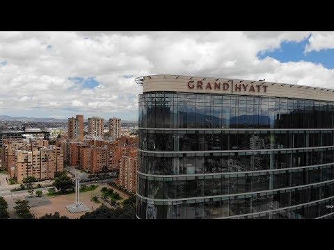 Grand Hyatt Bogotá August 11, 2018 Mavic Air 4K