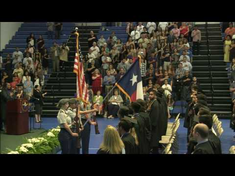 Clear Horizons Early College High School Graduation 2016