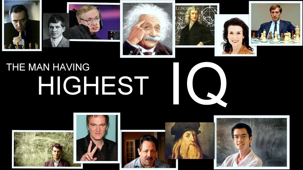 Highest IQ in the world 2017 - YouTube