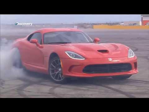 Supercar, Auto da sogno: Dodge Viper