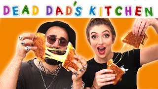 Dead Dad's Kitchen | Grilled Cheese w/ Paul Abrahamian!