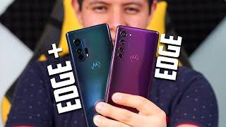 EXCLUSIVA Motorola EDGE PLUS y Motorola EDGE Unboxing y Primeras impresiones | Tecnocat
