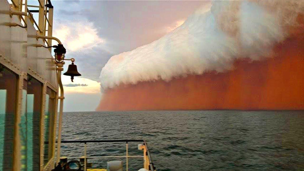 أكثر 10 ظواهر غرابة في عالم المحيطات !!