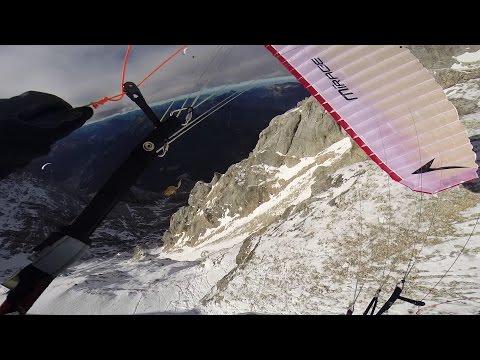 Speedflying Zugspitze