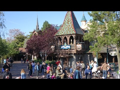 Tips on what to do at the parks in Disneyland Paris
