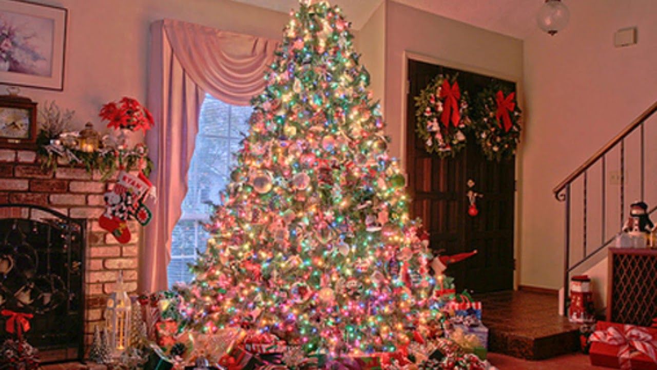 amazing beautiful christmas tree decorating ideas