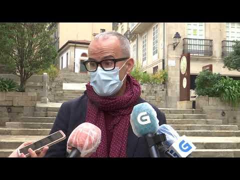 O PP entrega un escrito a Villarino pedindo que Caballero se pronuncie 29/10/2020