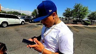 Tried To Buy A Subscriber Some New Shoes | DJ Ghost