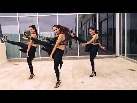 Khwab Dekhe Sexy Lady Race Heels Choreography Bollywood Dance LiveToDance with Sonali