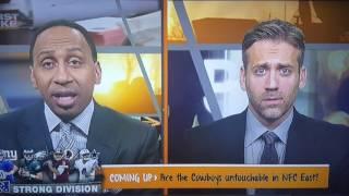 Max Kellerman hints at LeBron James