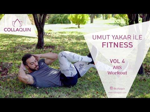 Umut Yakar İle Fitness | Vol 4 | ABS Workout