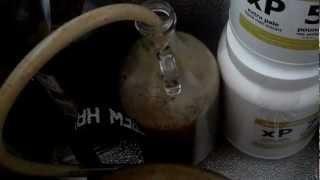 Crazy fermentation