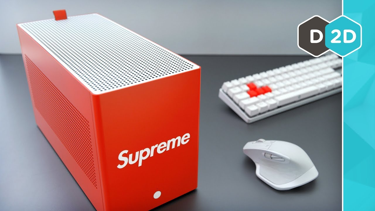 The HYPEBEAST Custom PC!