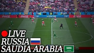 Russia 5-0 Saudia Arabia - Full Game - (14/06/18) - World Cup 2018
