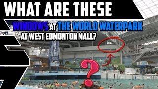Hidden Gem: World Waterpark Overlook at Fantasyland Hotel, West Edmonton Mall - Best Edmonton Mall