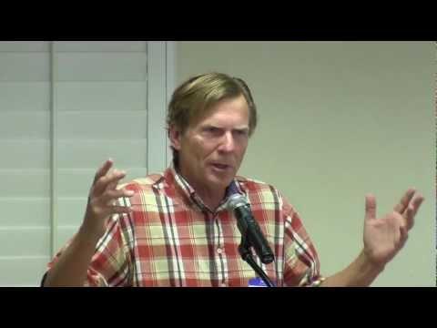 Allan Ides (Prof. of Law, Loyola Law School) 2012-09-15 Occupy Democracy Pasadena (3of5)