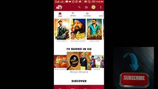 How to get sun nxt 30 days free subscription videos / InfiniTube